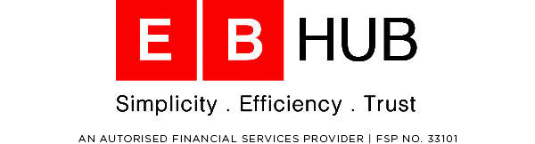"EBHUB is a financial services provider with core competencies across all employee benefit structure disciplines.  In addition we provide specialised wealth planning to private individuals.""Gus Roome Independent Consulting Services (Pty) Ltd adds value as the Head of Strategic Planning for our employee benefits division"" – Dr. Johan Erasmus – Director of EBHUB"